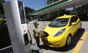 With a New Electric Taxi Program, Rio de Janeiro Enters Zero Emi