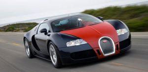 Um dia ao volante de um Bugatti Veyron custa 19 000 euros