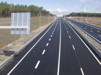 Auto-estrada-recta